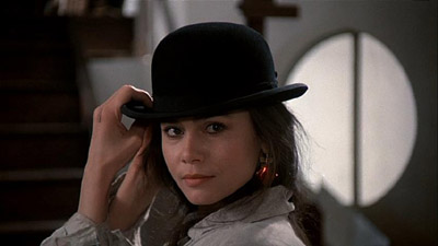 Lena Olin Young Lena Olin in The Hat
